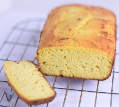 gâteau quatre quart keto