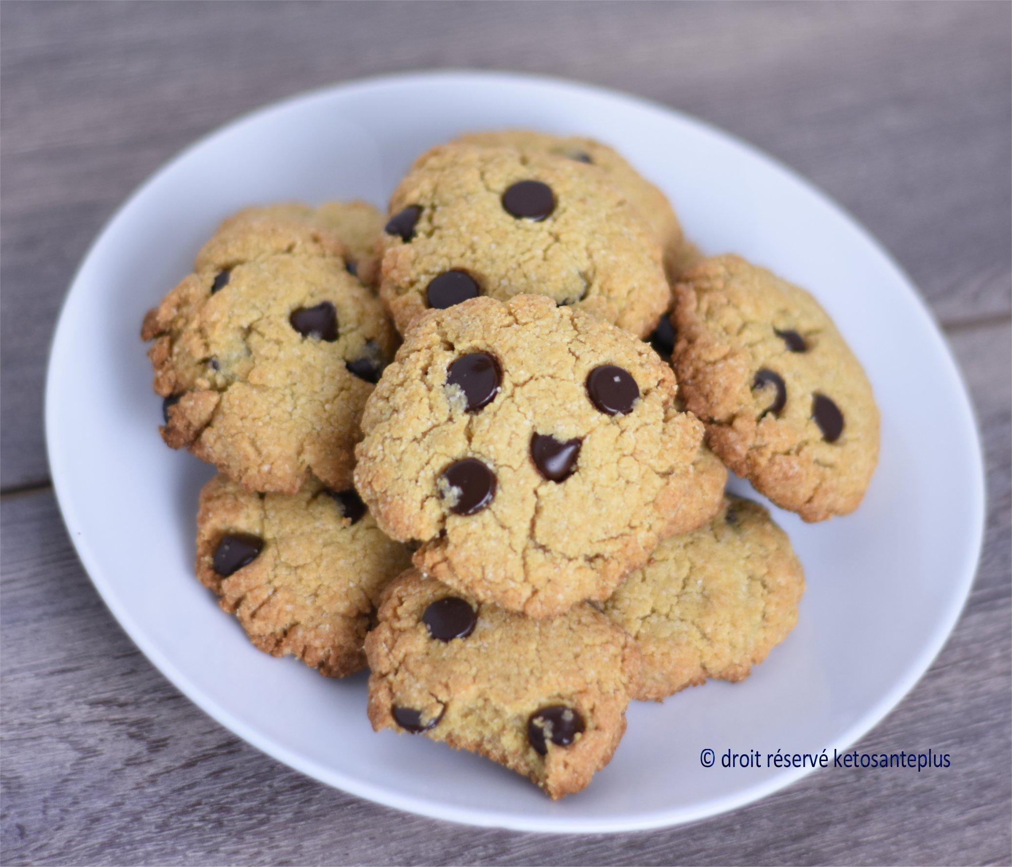 Biscuits au beurre d'arachide keto