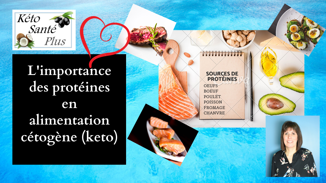 protéines dans l'alimentation cétogène