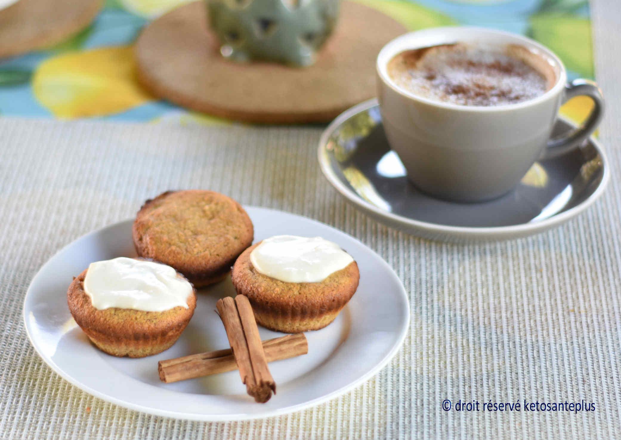 Muffins brioche à la cannelle