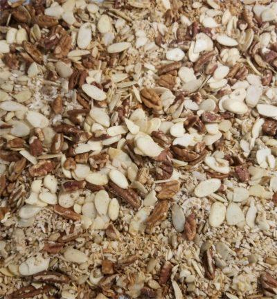 Muesli / Granola (céréales) maison keto