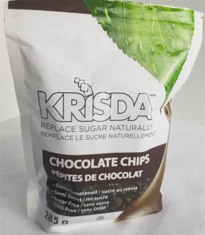 biscuits protéinés aux pépites de chocolat cétogène