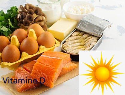 L'importance de la vitamine D et de la vitamine K2