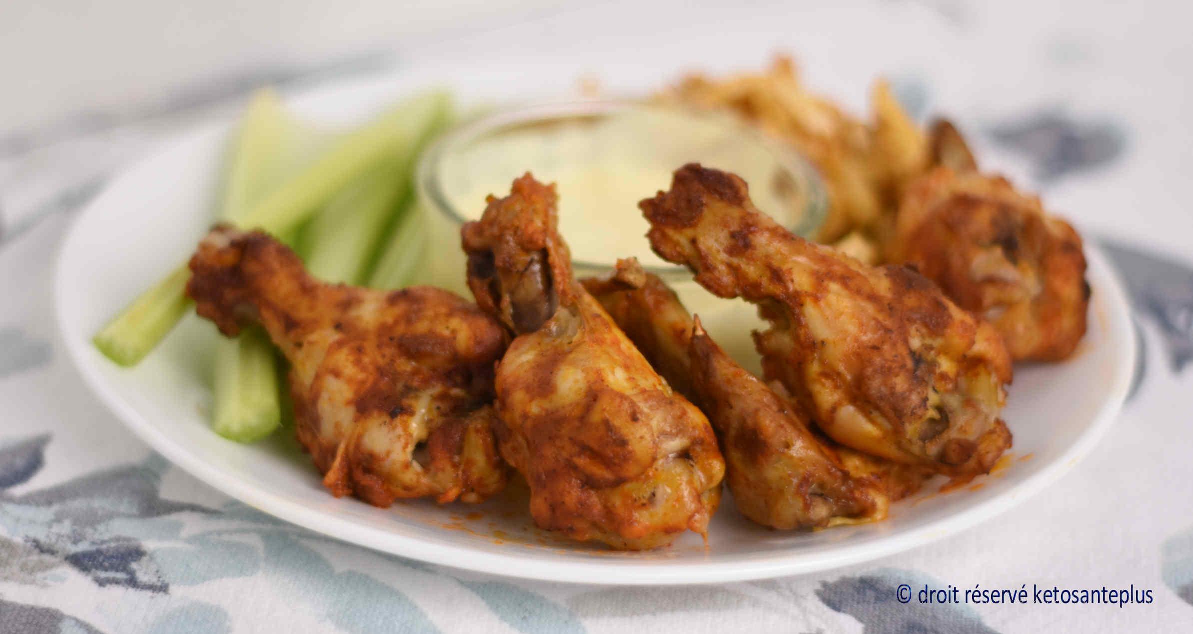 Ailes de poulet