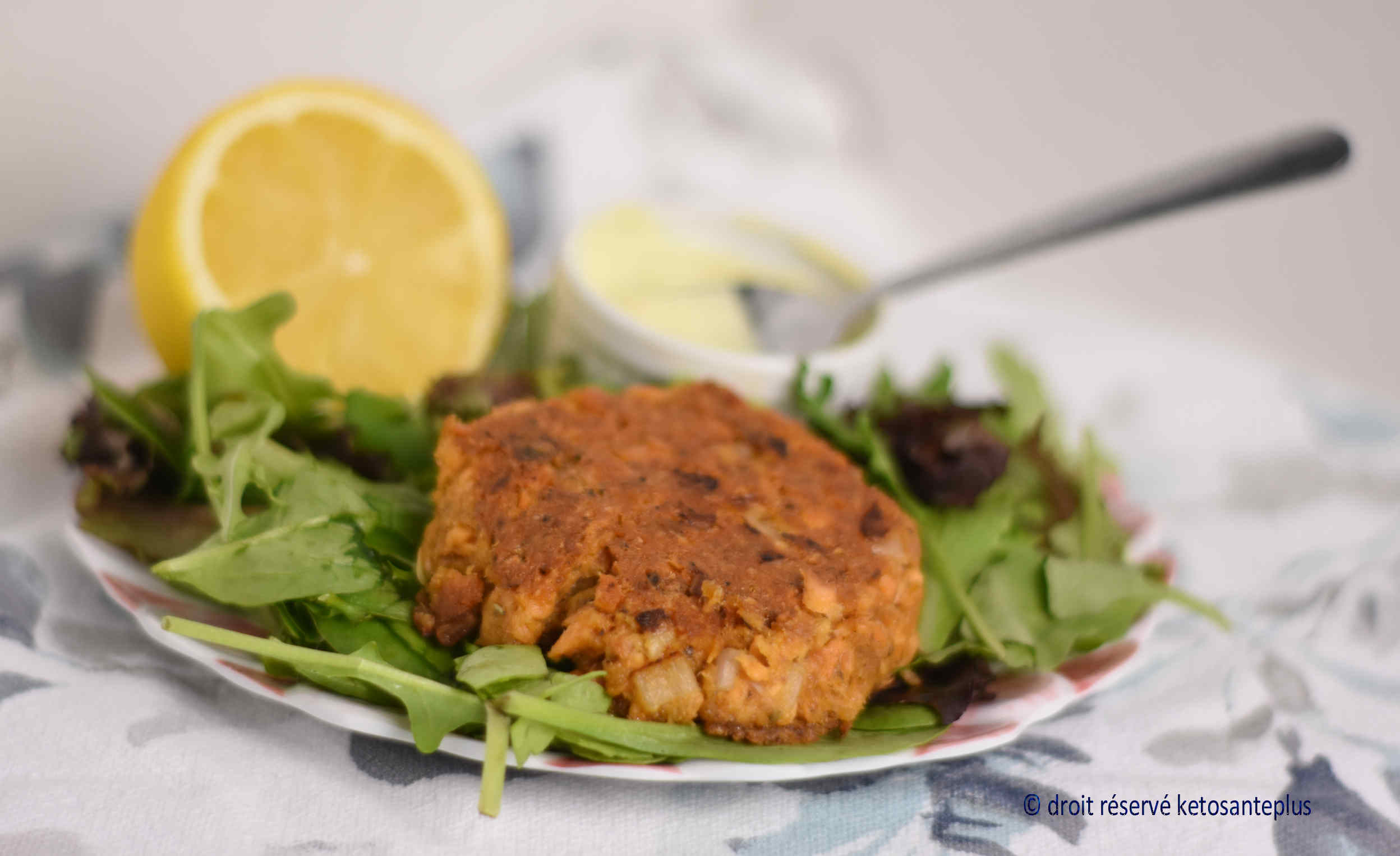 Croquettes de saumon